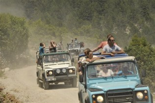 Jeepsafari Antalya