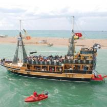 Kider Piratenfahrt Bootstour Antalya