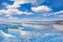 Pamukkale Denizli Türkei