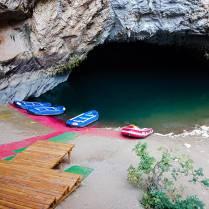Gold Wiege Höhle