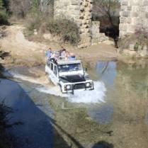 Jeepsafari Taurusgebirge